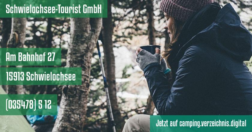 Schwielochsee-Tourist GmbH auf camping.verzeichnis.digital