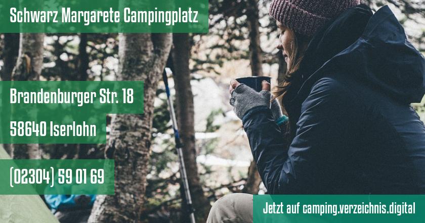 Schwarz Margarete Campingplatz auf camping.verzeichnis.digital