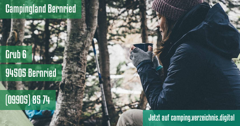 Campingland Bernried auf camping.verzeichnis.digital