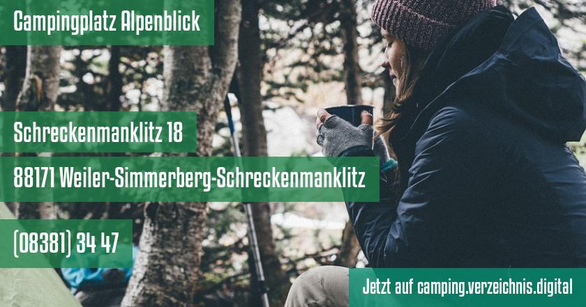 Campingplatz Alpenblick auf camping.verzeichnis.digital
