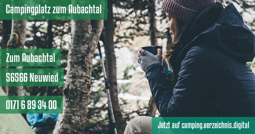 Campingplatz zum Aubachtal auf camping.verzeichnis.digital