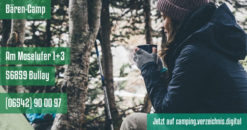 Bären-Camp auf camping.verzeichnis.digital
