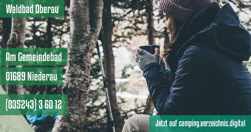 Waldbad Oberau auf camping.verzeichnis.digital