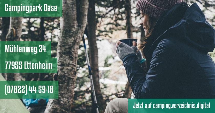 Campingpark Oase auf camping.verzeichnis.digital