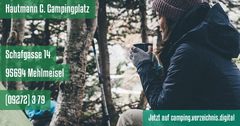 Hautmann C. Campingplatz auf camping.verzeichnis.digital