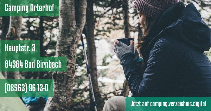Camping Arterhof auf camping.verzeichnis.digital