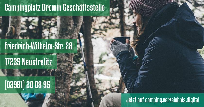 Campingplatz Drewin Geschäftsstelle auf camping.verzeichnis.digital