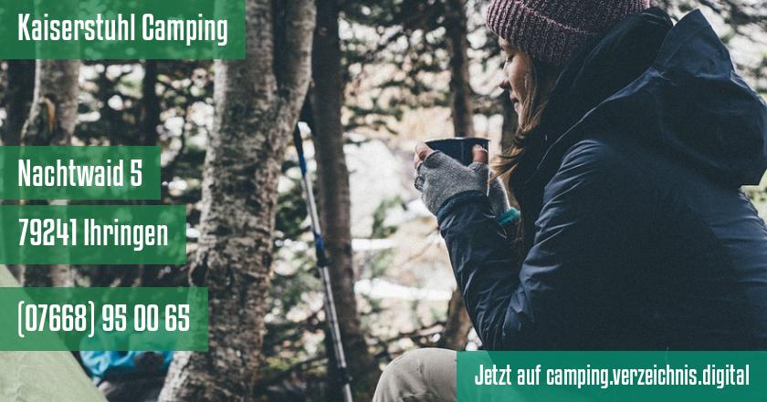 Kaiserstuhl Camping auf camping.verzeichnis.digital