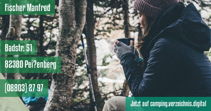 Fischer Manfred auf camping.verzeichnis.digital