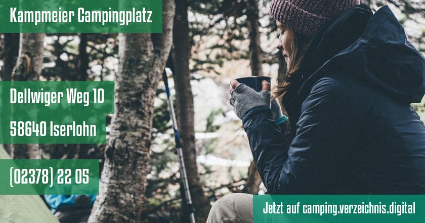 Kampmeier Campingplatz auf camping.verzeichnis.digital