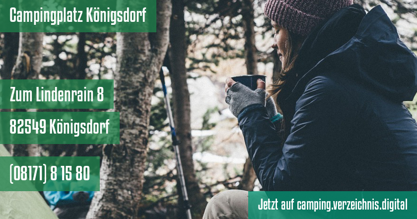 Campingplatz Königsdorf auf camping.verzeichnis.digital