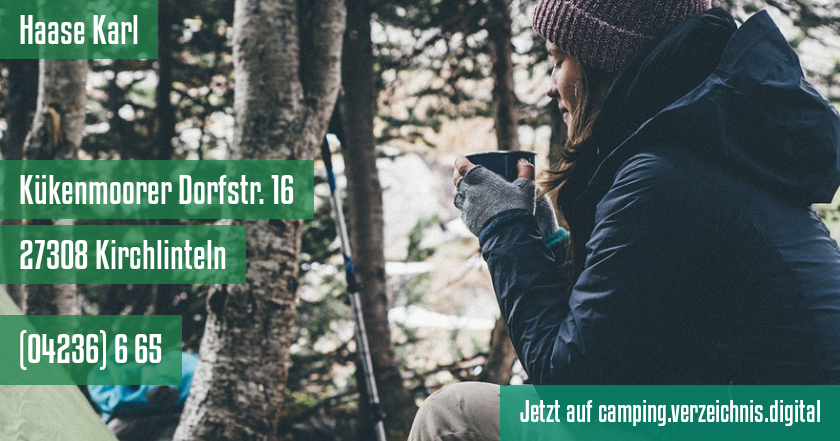 Haase Karl auf camping.verzeichnis.digital