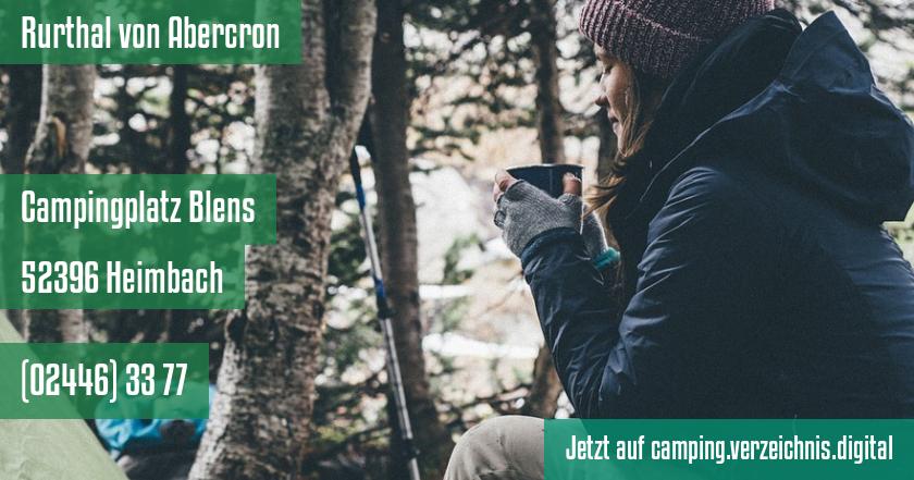 Rurthal von Abercron auf camping.verzeichnis.digital