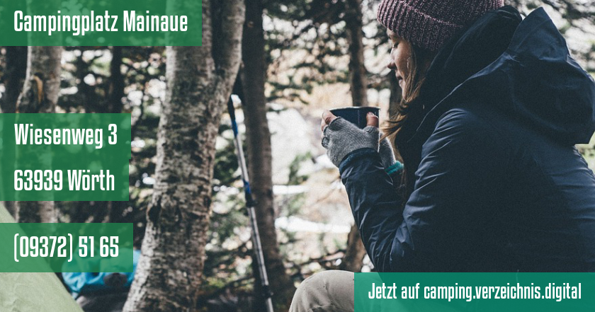 Campingplatz Mainaue auf camping.verzeichnis.digital