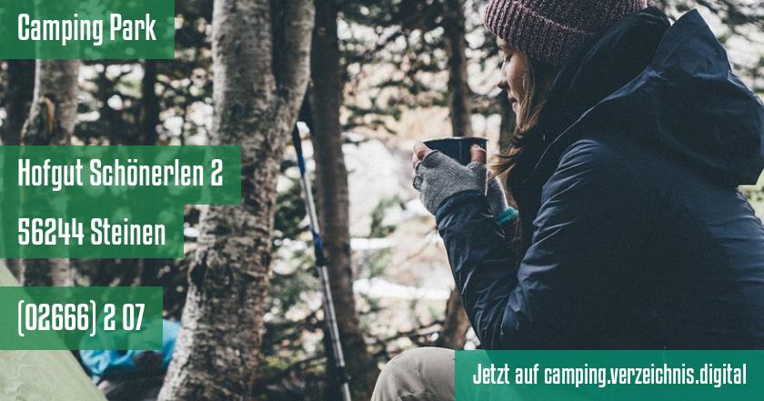 Camping Park auf camping.verzeichnis.digital