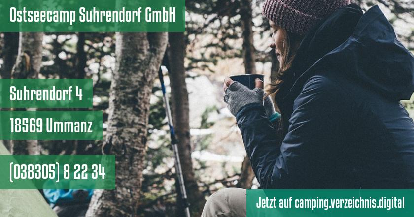 Ostseecamp Suhrendorf GmbH auf camping.verzeichnis.digital