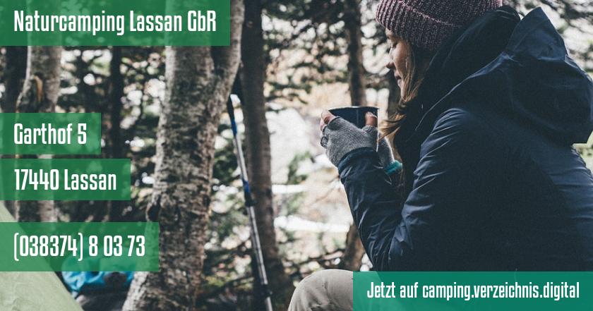 Naturcamping Lassan GbR auf camping.verzeichnis.digital