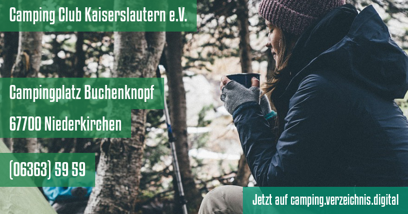 Camping Club Kaiserslautern e.V. auf camping.verzeichnis.digital